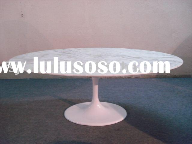 tulip table with marble topProduct Description: