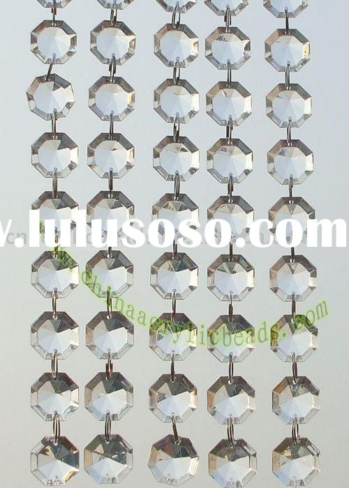 wedding tree decoration,beads chain for wedding tree,the decoration curtain