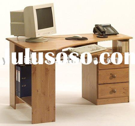 wooden computer desk,computer table,office furniture Wood furniture wooden furniture solid wooden co