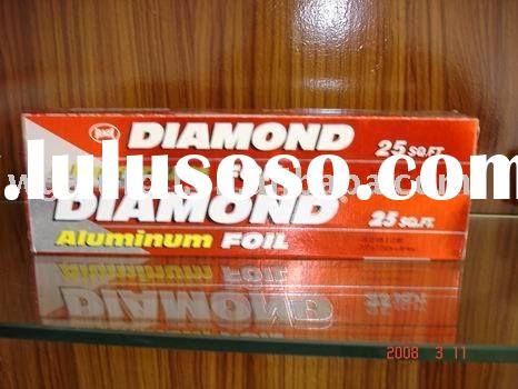 Aluminium Foil Roll(diamond)