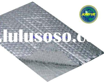 Aluminum foil roof and wall heat insulation material