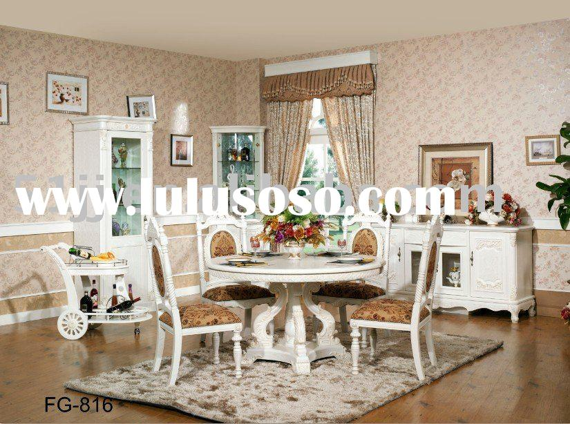 American Style Dining Room Furniture FG-816 dining table,chairs,buffet,cellaret