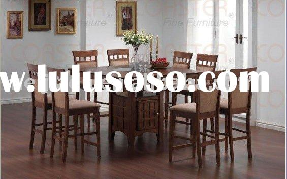 American Style Solid Wood  Bar Set Furniture(Pub Table)