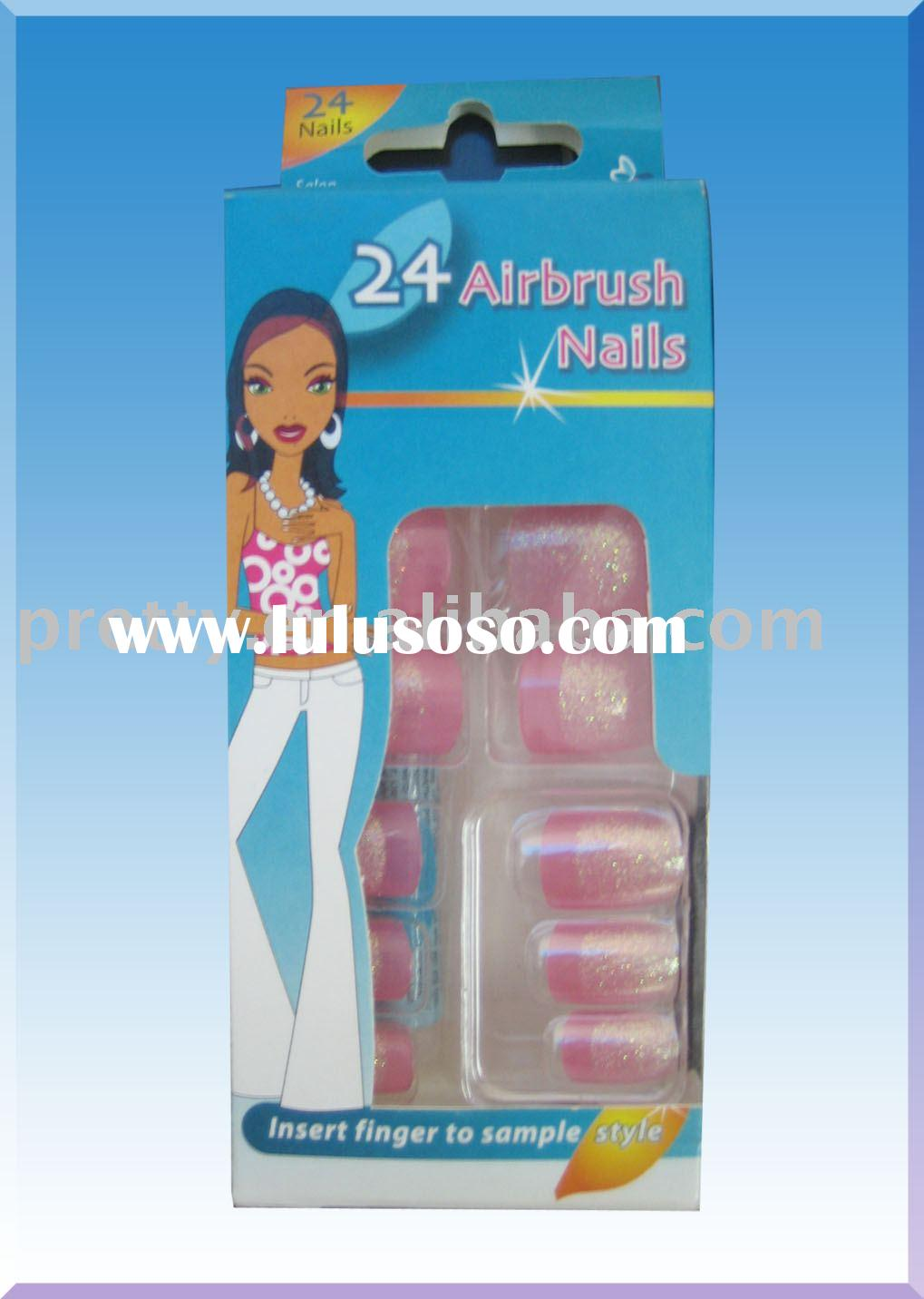 Artificial Nails kit
