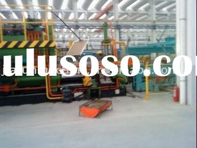 Automatic Extrusion Line