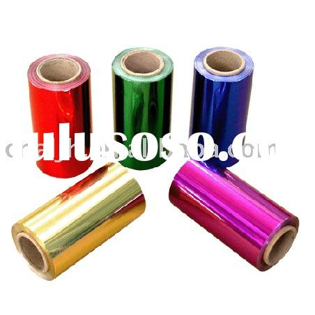Colored Aluminium Foil Coil for Hairdressing