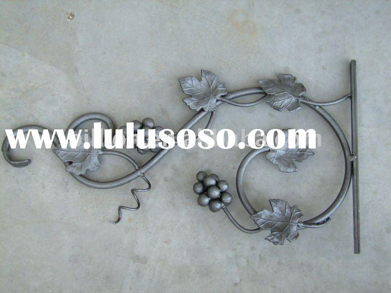 Decorative Forged iron flowers