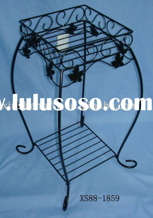 Decorative Garden Supplies Iron Flower Pot Stand