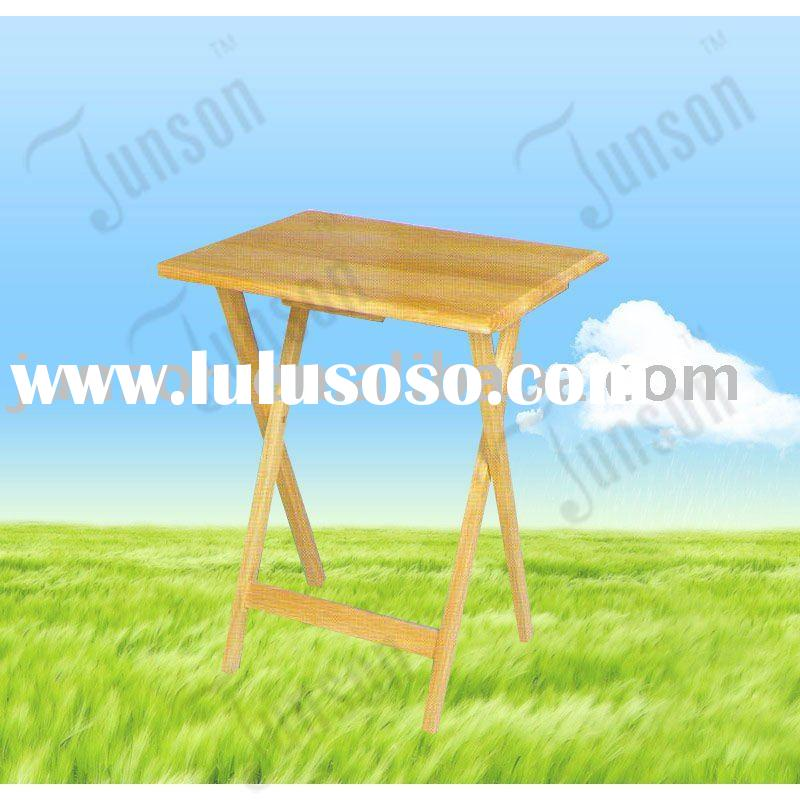High Quality Wooden Folding Table