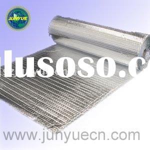 High R value aluminum foil heat insulation material