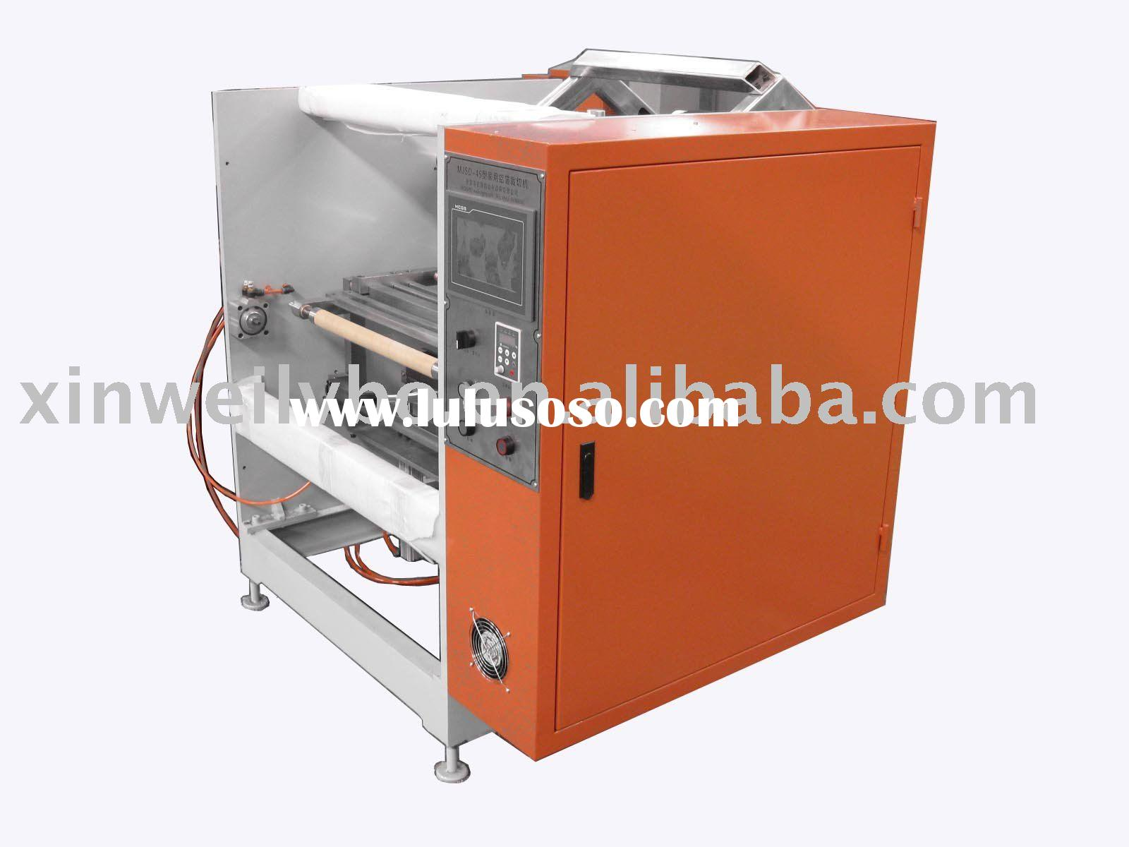 Household Foil Roll Rewinding Machine