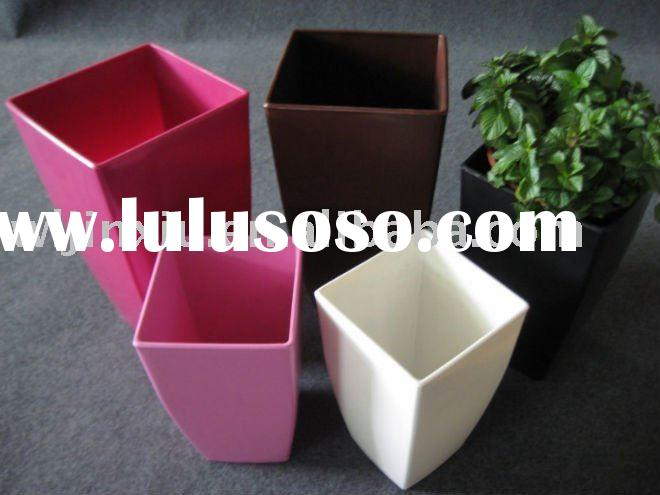 Indoor decorative flowers pots