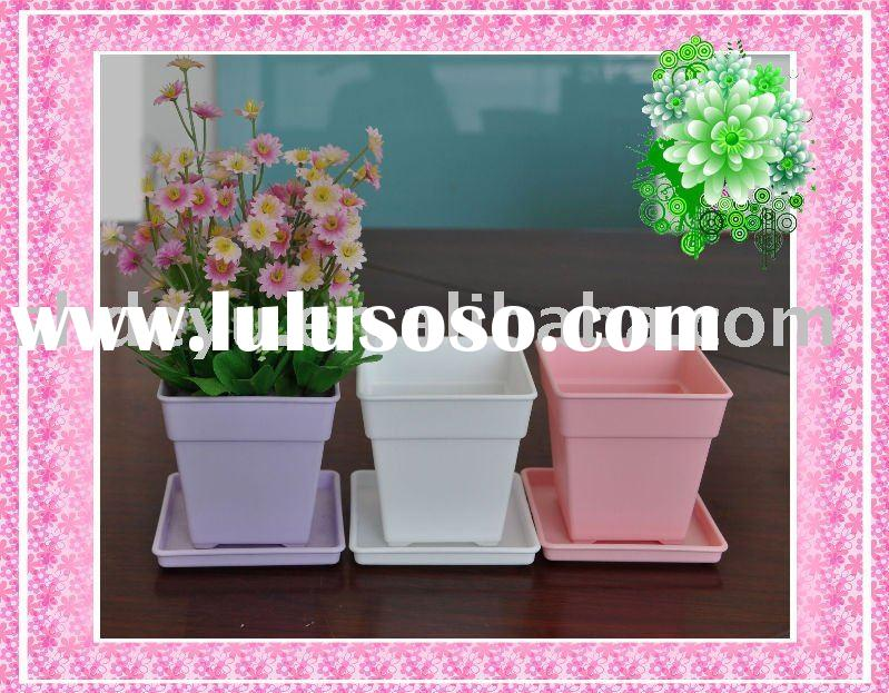 Indoor decorative planter pot