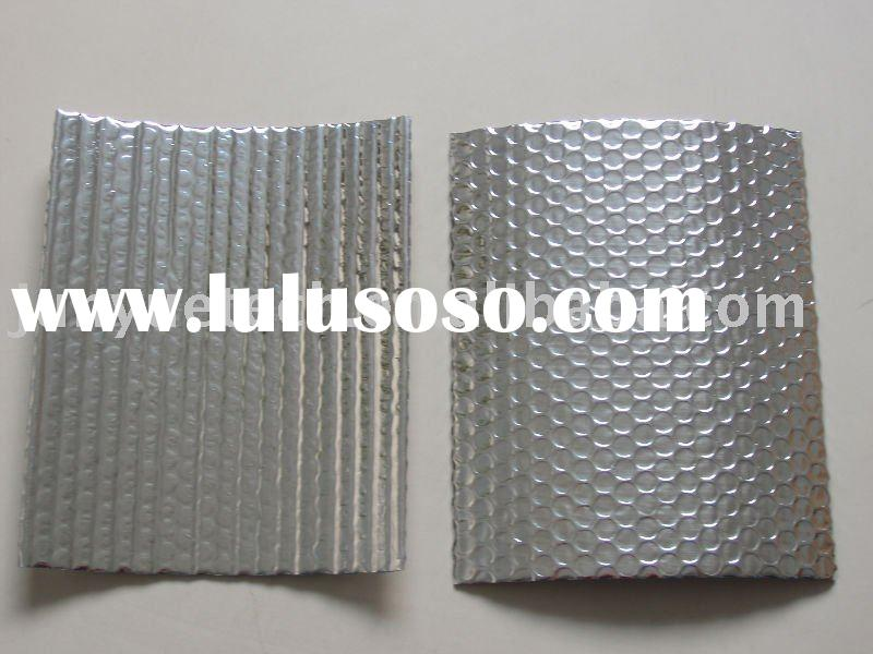 Roof and wall heat insulation foil
