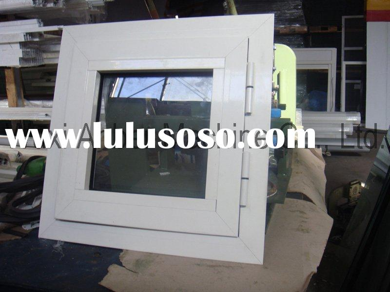 Skylight window - Finished profile from 800MT aluminium extrusion line