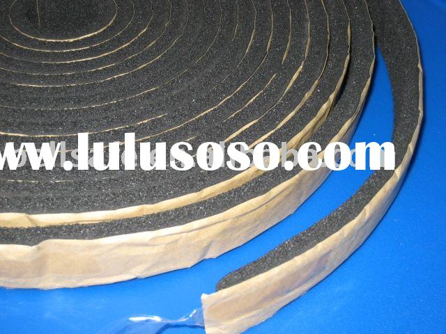 Thermal insulation foam tapes