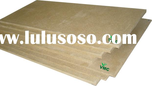 Vermiculite heat insulation board
