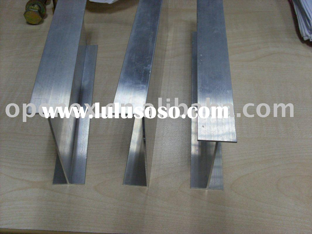 Woodgrain Aluminium Profile, Extrusion, Section
