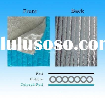 aluminum bubble heat insulation material for roof
