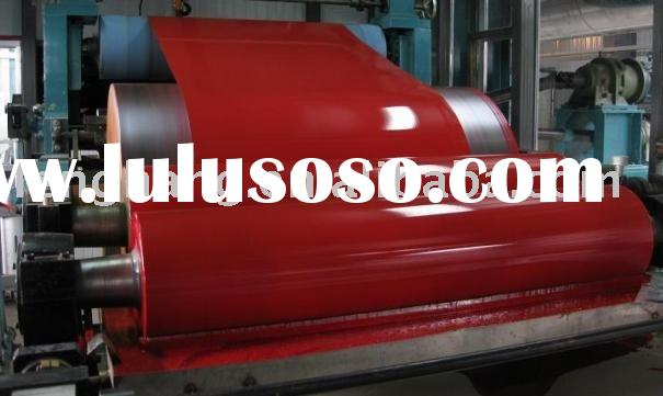 aluminum coil coating line manufacturer in China