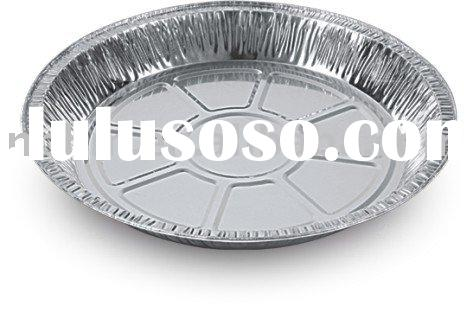 aluminum foil container - pie pan