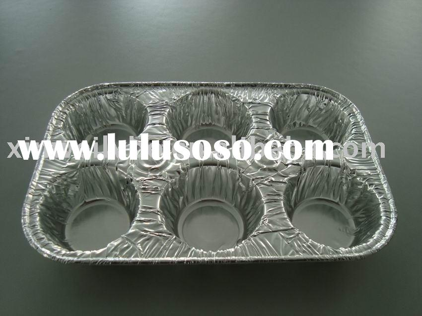 aluminum foil pie/tray/container
