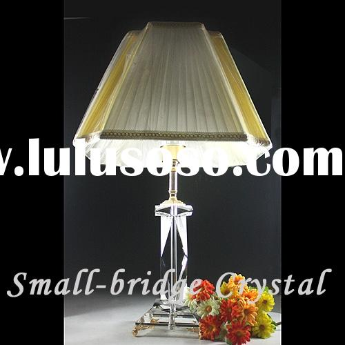 crystal lamp,table lamp,