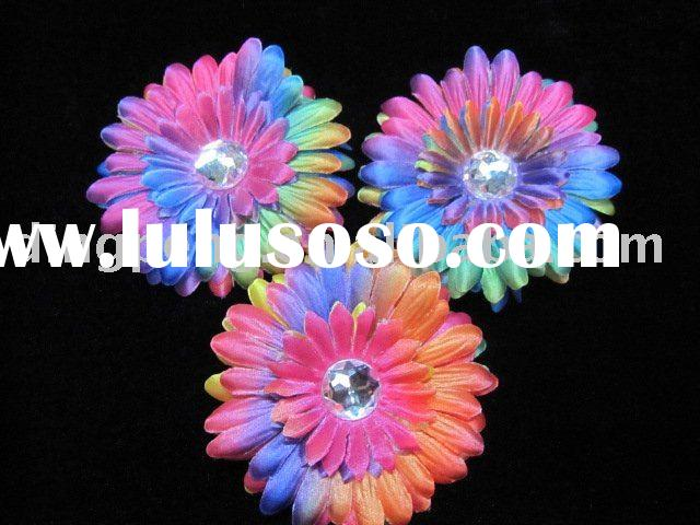 daisy flower for headband hair