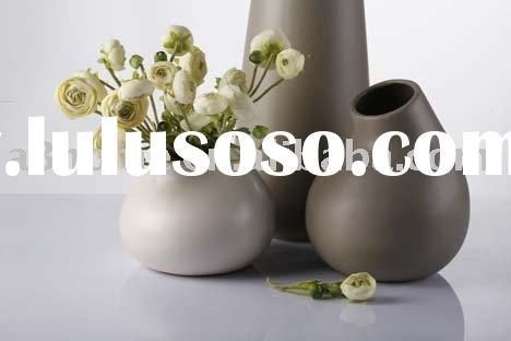 decorative ceramic flower vase