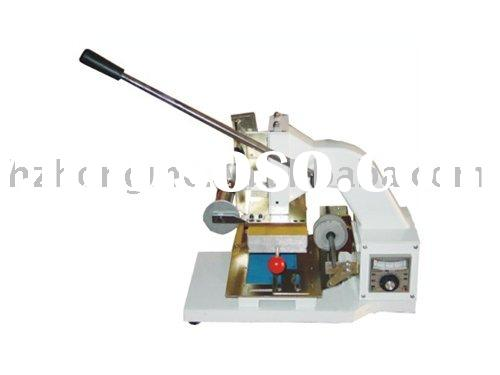 golden stamping machines/foil stamping machines/hot foil stampers