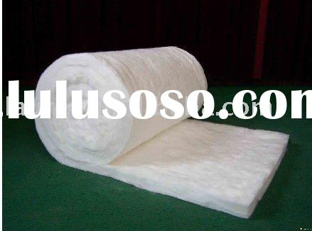 high alumina and low thermal conductivity heat insulation material of cermaic fiber blanket