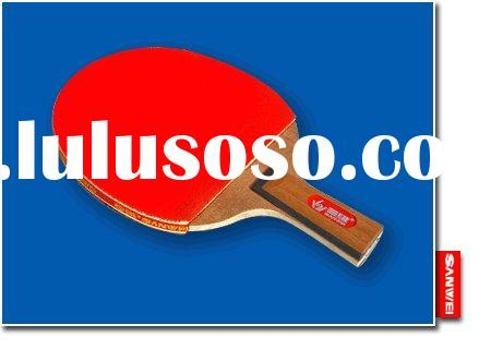 wood 1, 3, 5, 8 series table tennis paddle