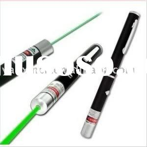 200MW Burn matchs LED  laser  Green Laser Pointer Pen laser pen Black pen design laser