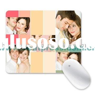 2011 hottest mouse pad with blank surface to print picture you want MP3