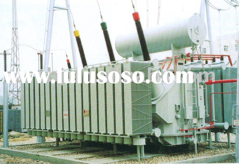 240000&220 forced-air cooling power transformer