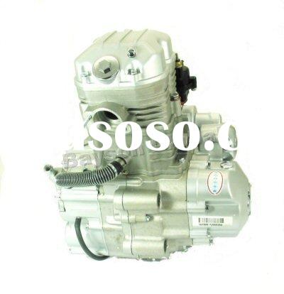 250cc, Liquid-cooled, 4-stroke Engine scooter bike parts#62336