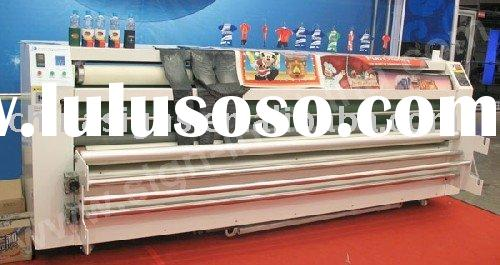 3200mm Large Format Separation Style Heat Transfer Machine with Oil-warming Blanket