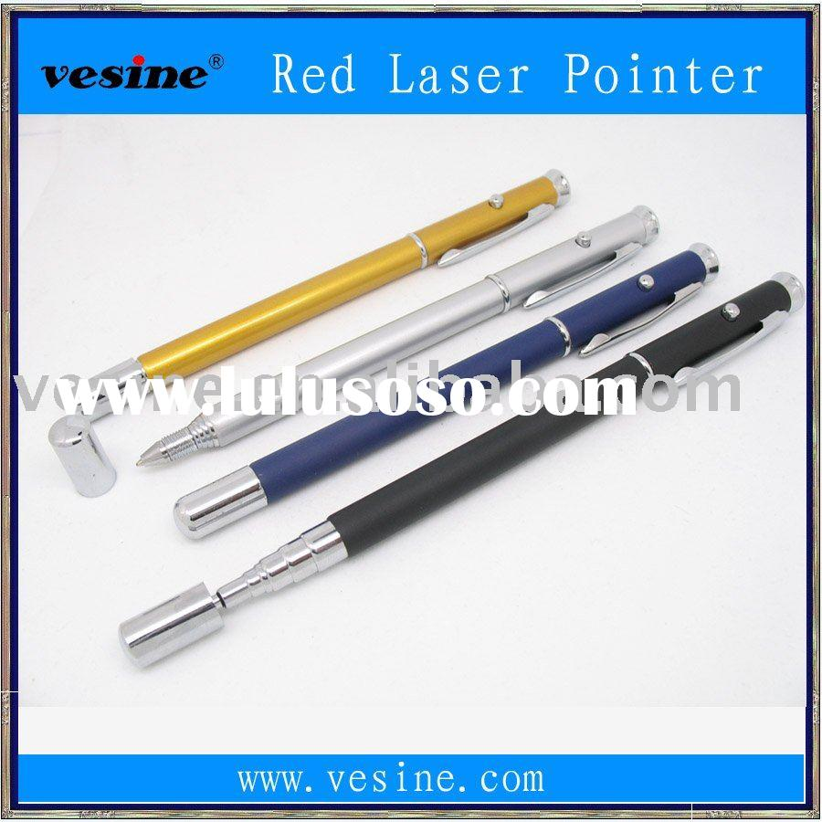 4 in 1 Extendable Presentation Pointer Red Laser Pointer