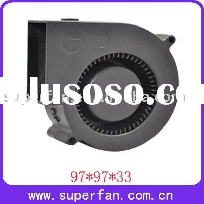 97*97*33mm brushless centrifugal blower