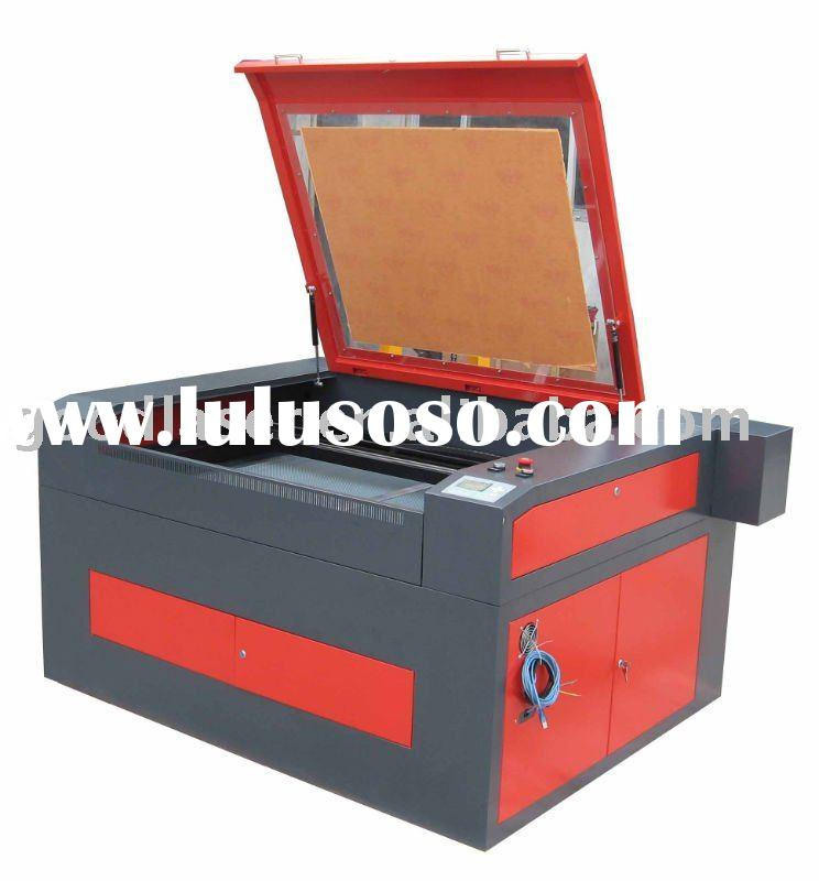 Acrylic/Plastic/PVC Wood/MDF/Board/Plywood laser cutting machine JD90120