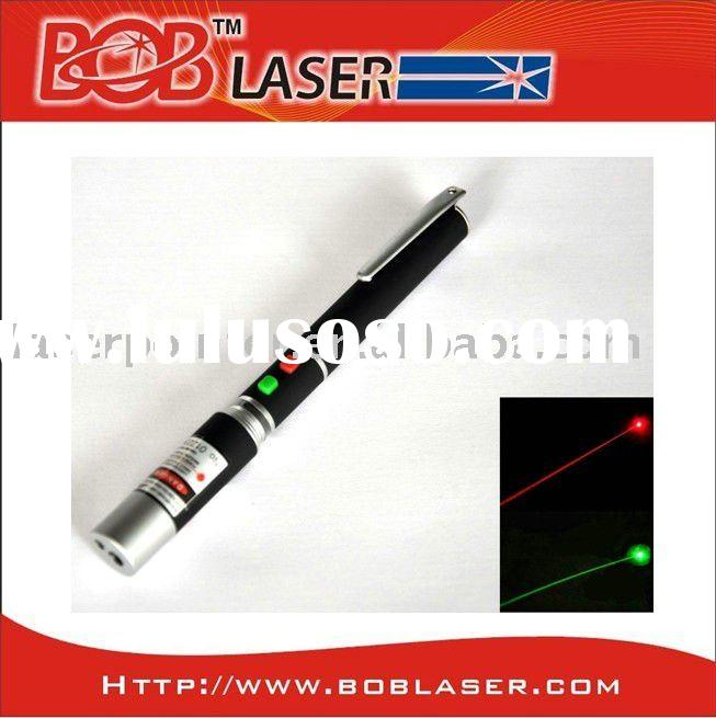 Bicolor(Green and Red) Laser Pointer