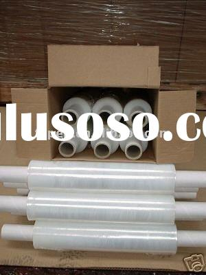 Clear PE Pallet Wrapping Foil 50cm*21mic