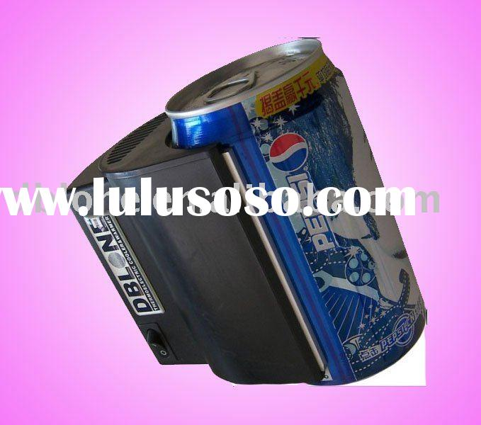 DBL-735 mini car cooler & car fridge (Hot Style)