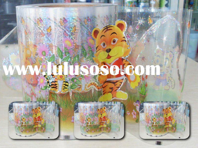 Eco-friendly Heat transfer film/Hot Stamping Foil