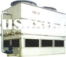 FBT series water enclosed cooling tower system