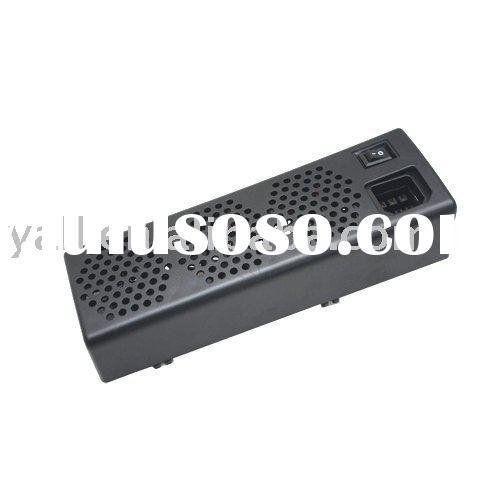 For Xbox 360 Cooling Intercooler(Black)
