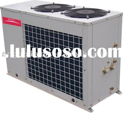 HVAC (air source heat pump with heat recovery)