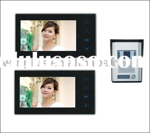 Hands-free Color Video Door Phone for Villa