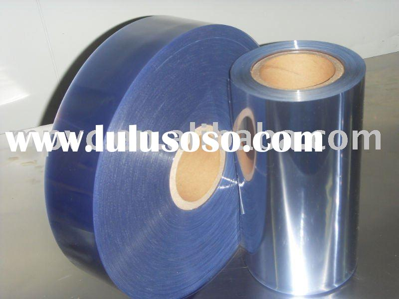 Hard Pharma Packaging Plastic Foil