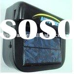 High Efficiency Solar Auto Coolers